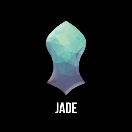 Press Pin Jade