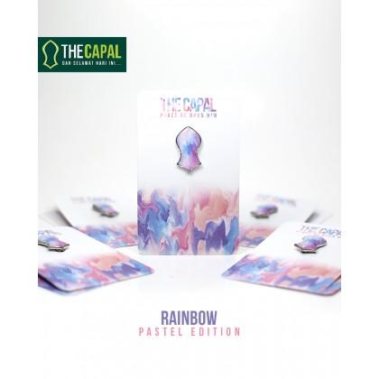 Press Pin Rainbow