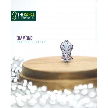Press Pin Diamond
