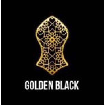 Press Pin Golden Black