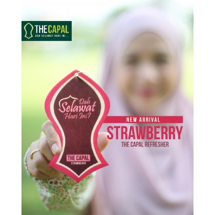 Refresher Strawberry