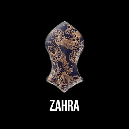 Press Pin Zahra