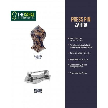 Press Pin Zahra