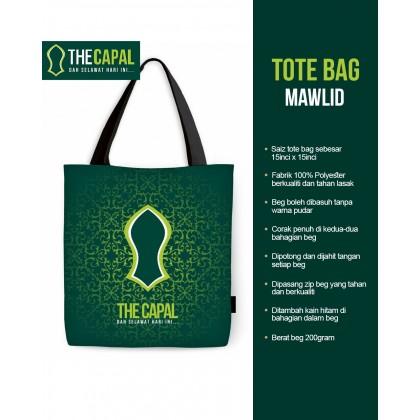 Tote Bag Mawlid