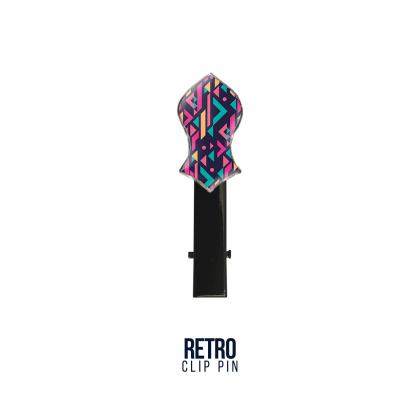 Clip Pin Retro