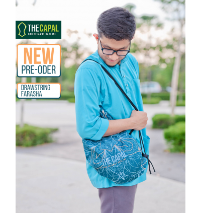 Drawstring Bag Farasha