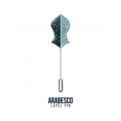 Lapel Pin Arabesco