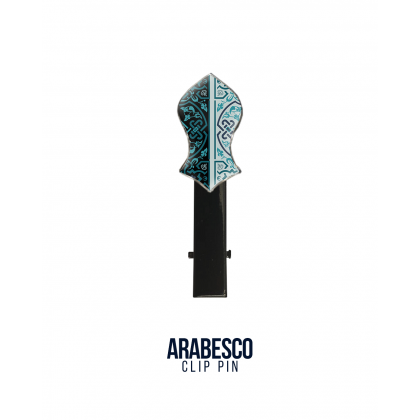 Clip Pin Arabesco
