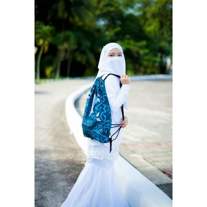 Drawstring Bag Arabesco