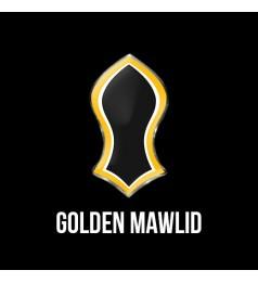 Press Pin Golden Mawlid