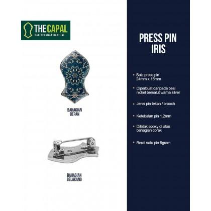 Press Pin Iris
