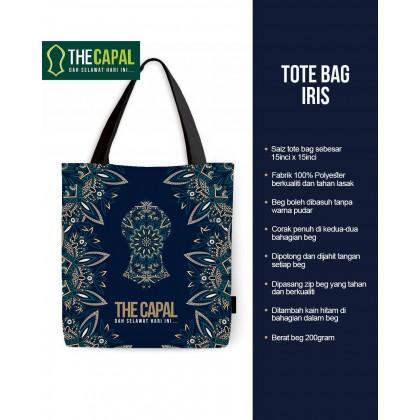 Tote Bag Iris