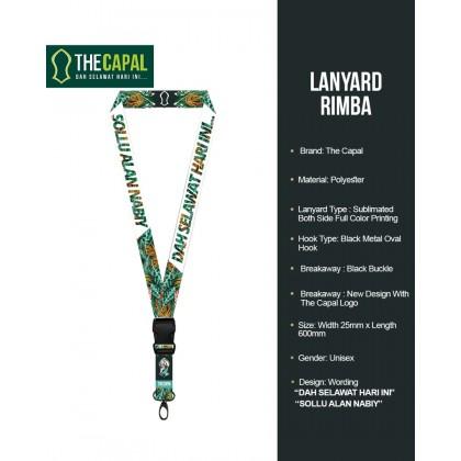 Rimba Poly Lanyard