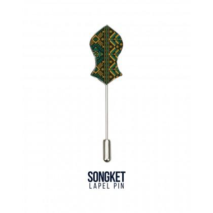 Lapel Pin Songket 2021