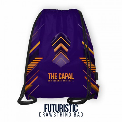 Drawstring Bag Futuristic 2021