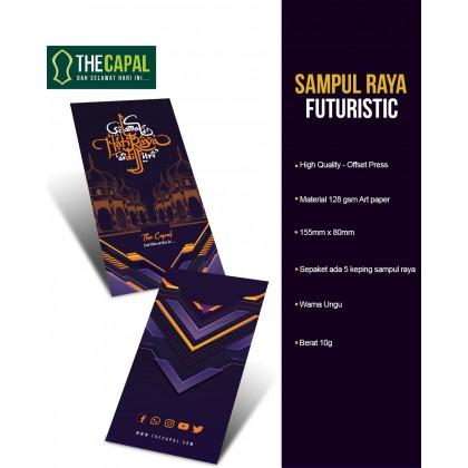 30 pcs Sampul Raya The Capal Futuristic Raya Edition 2021