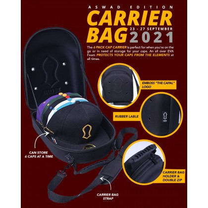 Carrier Bag Aswad Edition 2021 (Last Postage 13 October 2021)